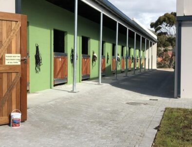 new stables no 1-10